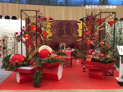 「地獄新娘」光臨花舞館(台中市政府)