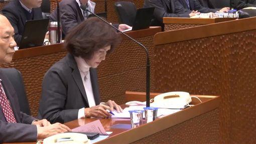 宜蘭縣長,林姿妙,議會備詢,卡詞 ID-1747475