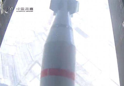 中國,新武器,CNN 圖/新浪