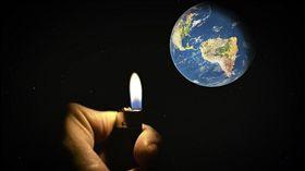 印度氣象局的研究顯示,如果不控制溫室氣體排放,印度到2040年將面臨災難性後果。(圖/Pixabay)