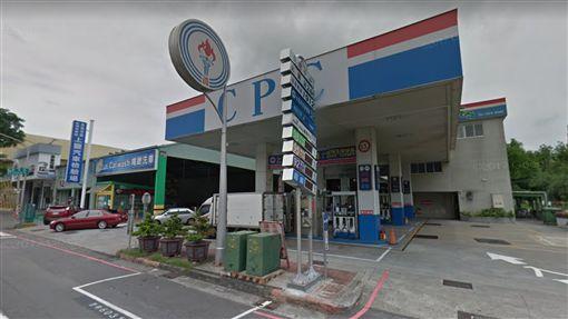 加油站,自由三路,高雄/google map