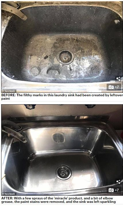 距離農曆過年即將來到,不少民眾已經開始進行大掃除,以準備迎接新一年的來臨,但市面上的清潔用品該如何選擇呢?一群專業的媽媽級清潔專家分享自製的「神奇噴霧」,不管是浴室玻璃水垢或瓦斯爐的汙垢,只要一瓶在手,就能打遍天下無敵手。(圖/翻攝自每日郵報)