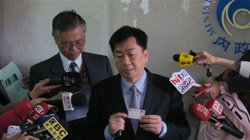 內政部次長陳宗彥。(圖/記者盧素梅攝)