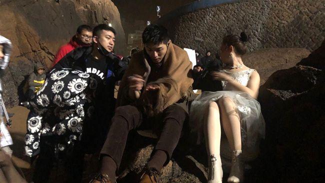 蜈蚣狂襲!台灣3演員險荒島「失溫」