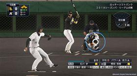▲擬真電玩《野球魂2019》釋出遊戲截圖畫面。(圖/翻攝自KONAMI官網)