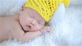 (圖/Pixabay)嬰兒,睡覺,睡眠,趴睡