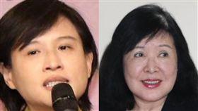 鄭麗君,鄭惠中組合圖,記者林士傑攝影