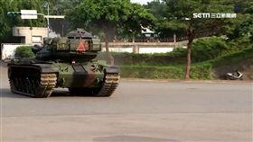 戰車防截斷