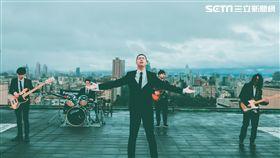 陳大天推出新曲《記得我的歌》。(圖/大鵬經紀)