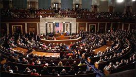美國眾議院(圖/翻攝自推特)