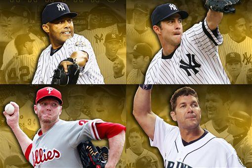 ▲2019年名人堂共有李維拉、穆西納、哈勒戴和馬丁尼茲等4位球員入選。(圖/翻攝自MLB TAIWAN臉書)