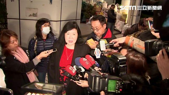 鄭麗君遭摑/「文化部長臉上有掌痕」 鄭惠中聽完笑出聲