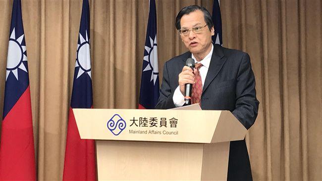 中國已經兵臨城下?陳明通:傳出台灣基本法已經放在那裡