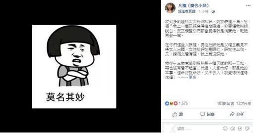 廣告小妹(圖/臉書)