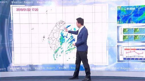 三立準氣象0123/明冬陽再現 周六強烈冷氣團襲轉濕冷
