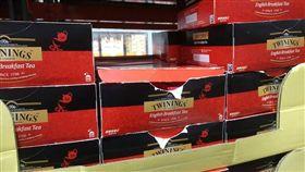 好市多盒裝茶包被人偷拿。(圖/翻攝自Costco好市多 商品經驗老實說)