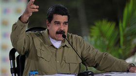 委內瑞拉總統馬杜洛Nicolas Maduro(圖/路透社/達志影像)