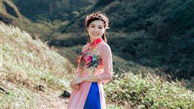 PTT網友娶到越南美麗老婆,引起熱烈討論 (圖/網友阿宏授權提供)