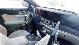 ▲Mercedes-Benz E-Class(圖/翻攝自carscoops)