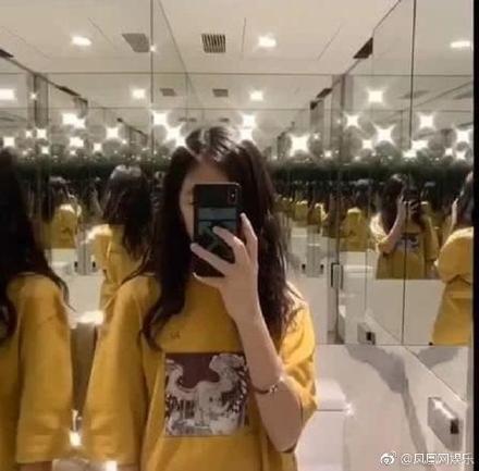 李嫣(圖/微博)