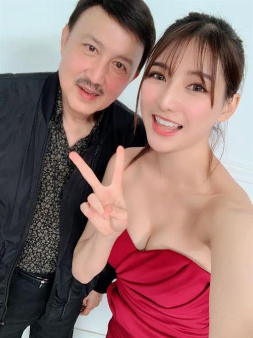 余天、劉芃芃、阿澎/臉書