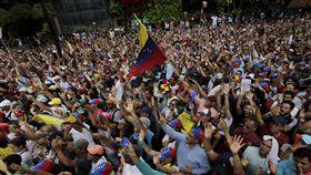 委內瑞拉出現政經危機。▲(圖/達志影像/美聯社)