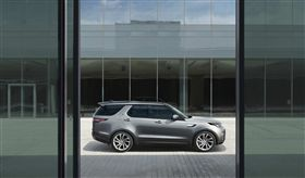 ▲Land Rover Discovery。(圖/Land Rover提供)