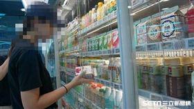 超商、便利商店(圖/記者馮珮汶攝)