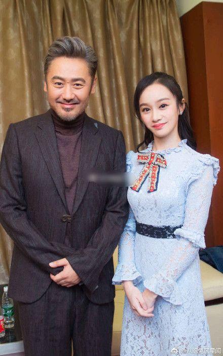 陸妍淇、吳秀波(圖/微博)