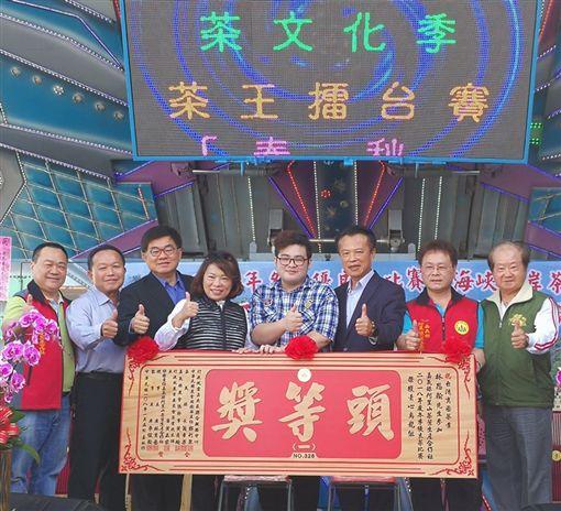 黃敏惠、徐文志圖翻攝自行政院雲嘉南區聯合服務中心臉書