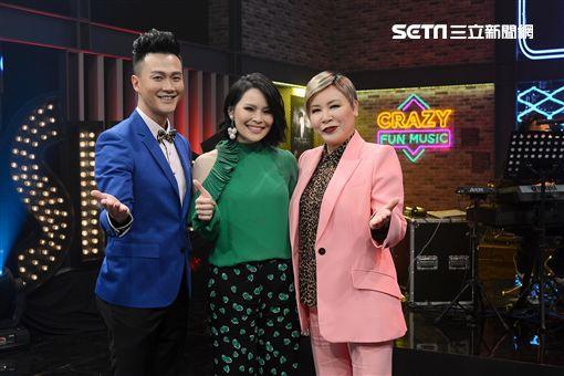 黃小琥、林俊逸、周蕙圖/八大電視提供