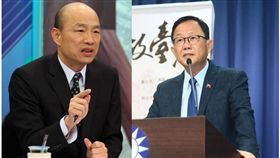 黃暐瀚爆:韓國瑜去年選舉有意和丁守中同台 但丁拒絕(圖/翻攝自臉書)