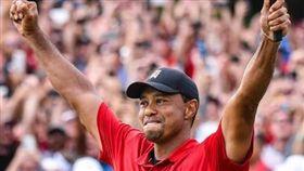 ▲伍茲職業生涯已拿下80場美巡賽勝利。(圖/翻攝自PGA TOUR IG)