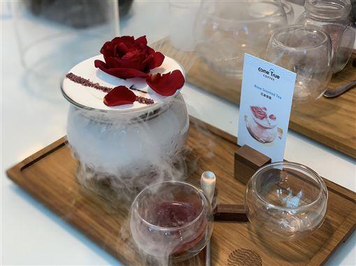 甜點,草莓。