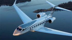 G650ER,私人飛機,灣流航太,郭台銘,鴻海,頂新,中信 圖/翻攝自推特 https://goo.gl/qTbLeB