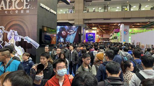 (圖/記者林士傑攝),台北國際電玩展
