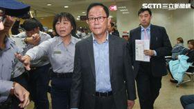 丁守中,台北市,國民黨,驗票,票匭,里長。翻攝畫面