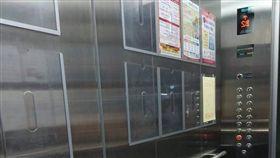 (圖/翻攝自爆系故事館)靈異,電梯