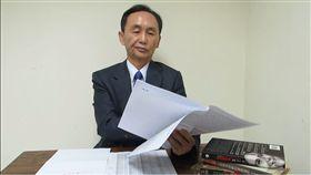 美麗島電子報董事長吳子嘉。(圖/翻攝美麗島電子報臉書)