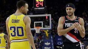 NBA/柯瑞重返三分球大賽對決老弟 NBA,2019明星賽,Stephen Curry,三分球大賽,Seth Curry 翻攝自推特