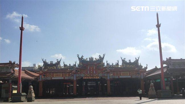 驚!台灣首廟天壇正殿竟然沒有神尊