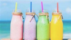 透過選擇喜歡的冰沙,可以了解「心中真正渴望」的是什麼。(圖/翻攝自日本網站《Uranaitv》)