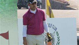 ▲呂崇標是台灣職業長春高爾夫球員。(圖/呂崇標提供)
