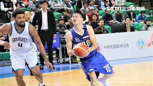 SBL裕隆胡凱翔(圖/記者劉家維攝影)
