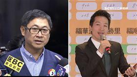 北市立委補選,何志偉當選,陳炳甫、陳思宇落敗。