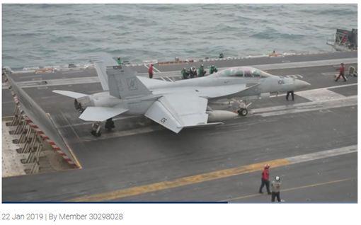 斯里蘭卡反制中國殖民陰謀 提供美軍航空母艦貨物駁運服務(圖/翻攝military網站)