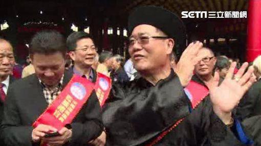南鯤鯓代天府總幹事侯賢遜2018