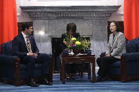 總統:巴拉圭是她就職後首次國是訪問的