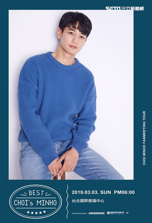 SHINee,珉豪/海樂提供