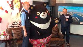 高雄熊,吉祥物,柴犬,樂高雄,高雄款,金銀河 圖/高雄市政府觀光局提供